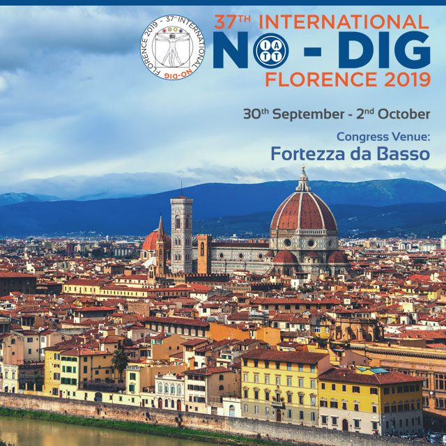 International NO-DIG 2019 Firenze