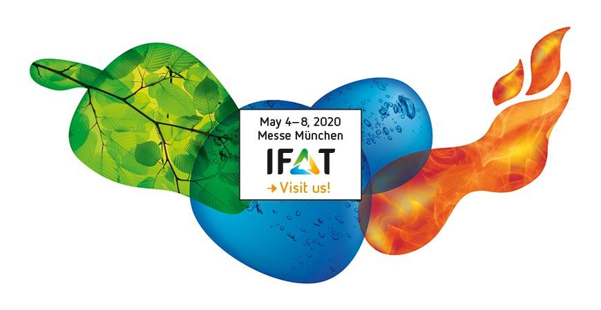 IFAT 2020 | Risanamento Fognature Spa