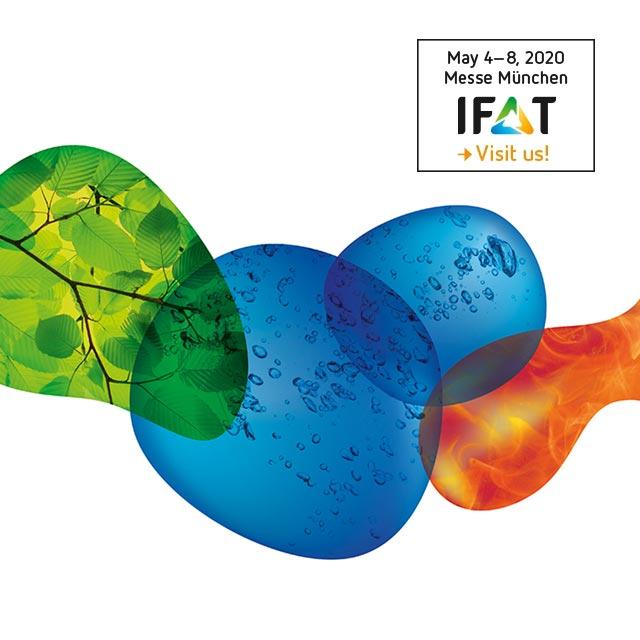 IFAT 2020 München